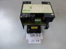 Murr Elektronik NLS 25-220/5 Transformator Pri 110/220V Sec 5V