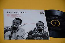 "JAY AND KAI 7"" EP IT'S SAND MAN TOP JAZZ ITALY '50 EX++"