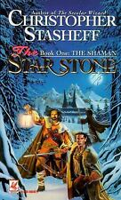 The Shaman (The Star Stone, Book 1) Stasheff, Christopher Mass Market Paperback