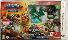 Skylanders Superchargers: Starter Pack (Nintendo 3DS) Nordic Version New