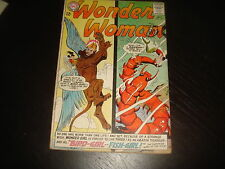 WONDER WOMAN #147  Silver Age DC Comics 1964 VG