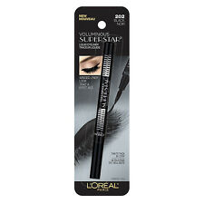 (1) Loreal Voluminous Superstar Liquid Eyeliner, 202 Black!
