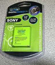 Digital Energy® Sony NP-BG1 Battery Catalog #: 2301663 230-1663 CyberShot DSC
