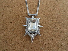 ONCE UPON A TIME NECKLACE GLINDA WICKED GOOD WITCH OZ THE WIZARD OF COSPLAY #2