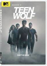 Teen Wolf: Season 4 DVD+Collectable Bestiary Booklet, 2015, 3-Disc Set NEW