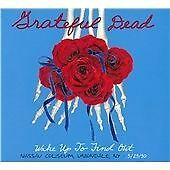 Grateful Dead - Wake Up to Find Out (Nassau Coliseum 1990)  3CD  NEW  SPEEDYPOST