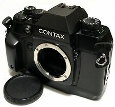 Contax AX 35mm SLR Film Camera Body Excellent Condition from Japan Free Shipping