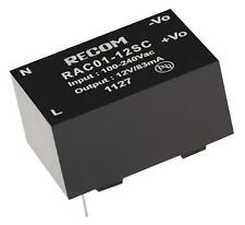 Power Supplies - AC / DC Converters - AC/DC CONVERTER 2W 3.3V REG