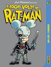 I MILLE VOLTI DI RAT-MAN 3 - LEO ORTOLANI - PANINI COMICS