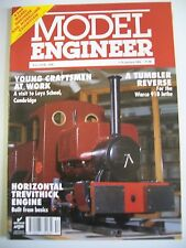 Model Engineer. Vol. 170. No. 3936. 1-14 January, 1993. A Tumbler Reverse Warco