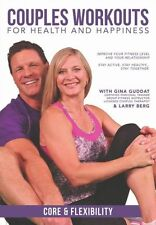 COUPLES WORKOUTS FOR HEALTH & HAPPINESS: CORE & - DVD - Region Free