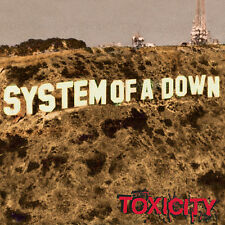 Toxicity - System Of A Down  Explicit Versi (CD Used Very Good) Explicit Version