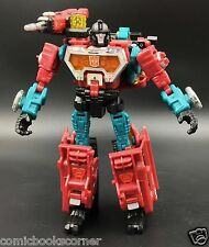 Transformers Generations 2011 Reveal the Shield Deluxe PERCEPTOR 100% Complete