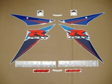 GSX-R 600 2007 full decals stickers graphics kit set k6 k7 2006 adhesives labels