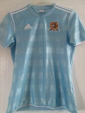Hull City 2011-2012 lejos de Fútbol Camisa Tamaño Pequeño Adulto S Tigres/40678