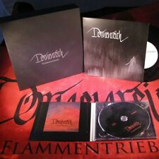 "DORNENREICH - FLAMMENTRIEBE - BOX LTD. ED. CD+7"" BRAND NEW SEALED - PROPHECY"
