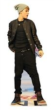 Justin Bieber On Stage Singer Musician Pop Star Fun Cardboard Cutout Stand Up