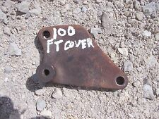 International 100 130 tractor IH front cover bracket