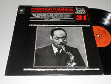 COLEMAN HAWKINS NM recordings from 1930-1941 2 LPS Count Basie Benny Goodman