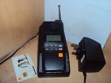 RETRO MOTOROLA MICRO TAC MR1 + Desktop Caricabatterie + vecchia scheda SIM