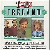 Thoughts of Ireland ~ 20 Great Songs~Audio CD~Various Artists~With Free P&P UK