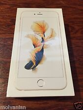 APPLE IPHONE 6S PLUS GOLD FACTORY UNLOCKED A1634 MKW72LL/A 16GB NEW BEST OFFER!
