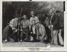 The True Story of Jesse James 1957 8x10 black & white movie still #3