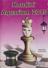 Houdini Aquarium 2015 (DVD). NEW CHESS SOFTWARE