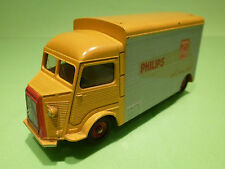 DINKY TOYS 1:43 - CITROEN 1200 K PHILIPS 587   - IN NEAR MINT CONDITION .