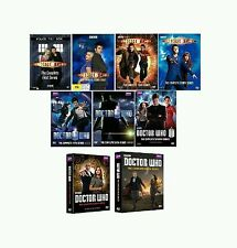Doctor Who:  The Complete Series Seasons 1-9   Yes! All 9 Seasons.