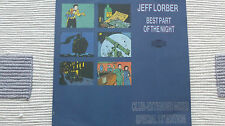 Jeff Lorber Best Part of The Night/Step by Step (Rare/N Mint) 1985 UK 12""