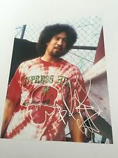 CYPRESS HILL B REAL SIGNED 8X10 PHOTO PROOF COA NUMBERED HOLOGRAM 2