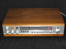 Dual CR 40 Receiver Baujahr 1970 -Vollstereo, 2x20W -top-Zustand- Mit Anleitung
