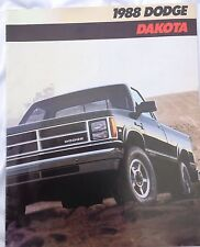 1988 Dodge Truck Dakota American Advertising