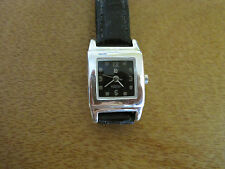 """#553 ladys sterling silver """"80's ECCLISSI watch"""