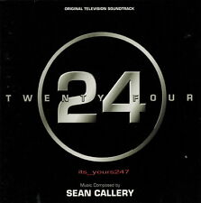 24 Twenty Four - TV Soundtrack | Sean Callery | CD