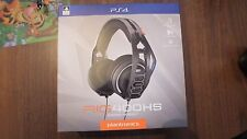 RIG 400HS GAMING HEADSET - PLAYSTATION 4 (PS4) - BRAND NEW SEALED