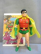 "DC Super Powers 1984 ""ROBIN"" 100% Complete C9 w/ Comic Vintage Kenner Series 1"