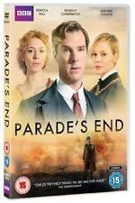 BBC EPIC DRAMA = PARADE'S END star BENEDICT CUMBERBATCH = VGC  2 DISC SET