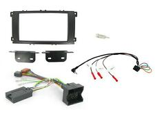 CTKFD24 Ford Mondeo 2007-2014 Complete Double Din Stereo Fitting Kit BLACK