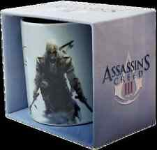 Assassin's Creed 3 Connor Kenway Coffee Mug Tea Cup Geek Gamer Gift Collectible