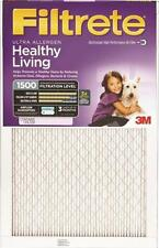 3M FILTRETE 2002DC-6 ULTRA CASE (6) 20x20x1 AIR FURNACE PLEATED HVAC FILTERS