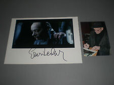 Erwin Leder Underworld the boot signed autograph Autogramm 8x11 photo in person