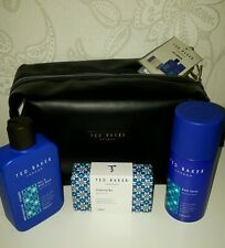 Ted Baker Men's Hillingdon Wash Bag Gift Set
