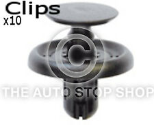 Panel Clips Toyota Range  IQ/Land Cruiser/Paseo/Prius Part etc 12384to 10 Pack