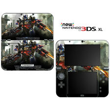 Transformers Optimus Prime Autobots for New Nintendo 3DS XL Skin Decal Cover