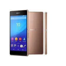 Sony Ericsson Xperia Z3+ E6553 32 Go 4G LTE 20.7 Mpx Unlocked Smartphone (Doré)