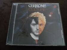 "RARE! CD ""CERRONE - CULTURE"" best of"