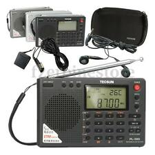 TECSUN PL380 DSP/PLL /FM /MW/ SW/LW Stereo Digital Radio World Band Receiver Set