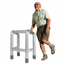 INFLATABLE BLOW UP ZIMMER WALKING FRAME - FUNNY JOKE BIRTHDAY GIFT X99 024